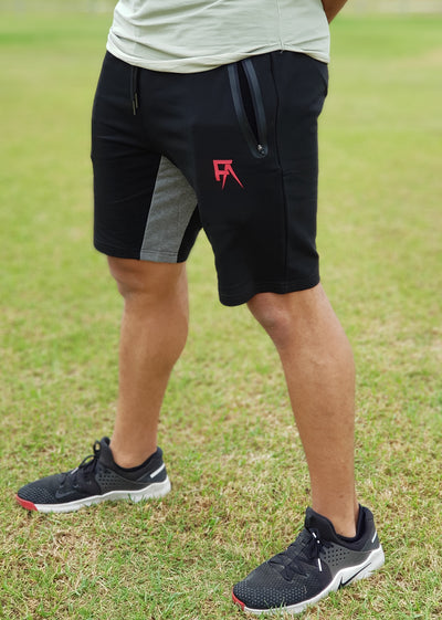 Freak Athletiq Tapered Lifestyle Shorts - Black