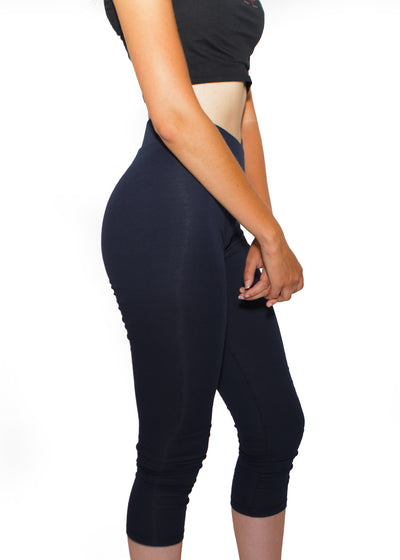 Freak Athletiq Sculpture Leggings - Navy