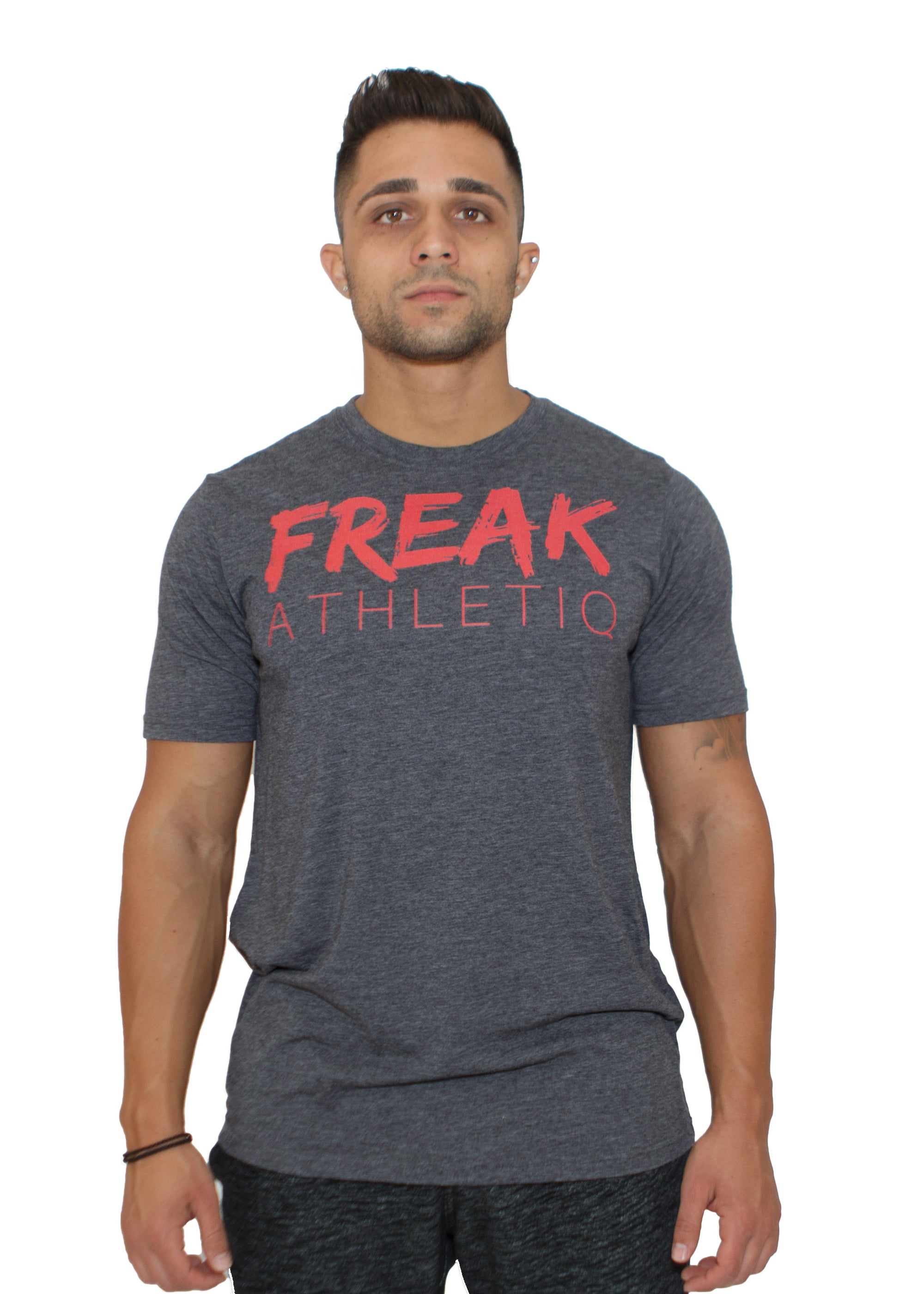 Freak Athletiq Debut Tee - Charcoal