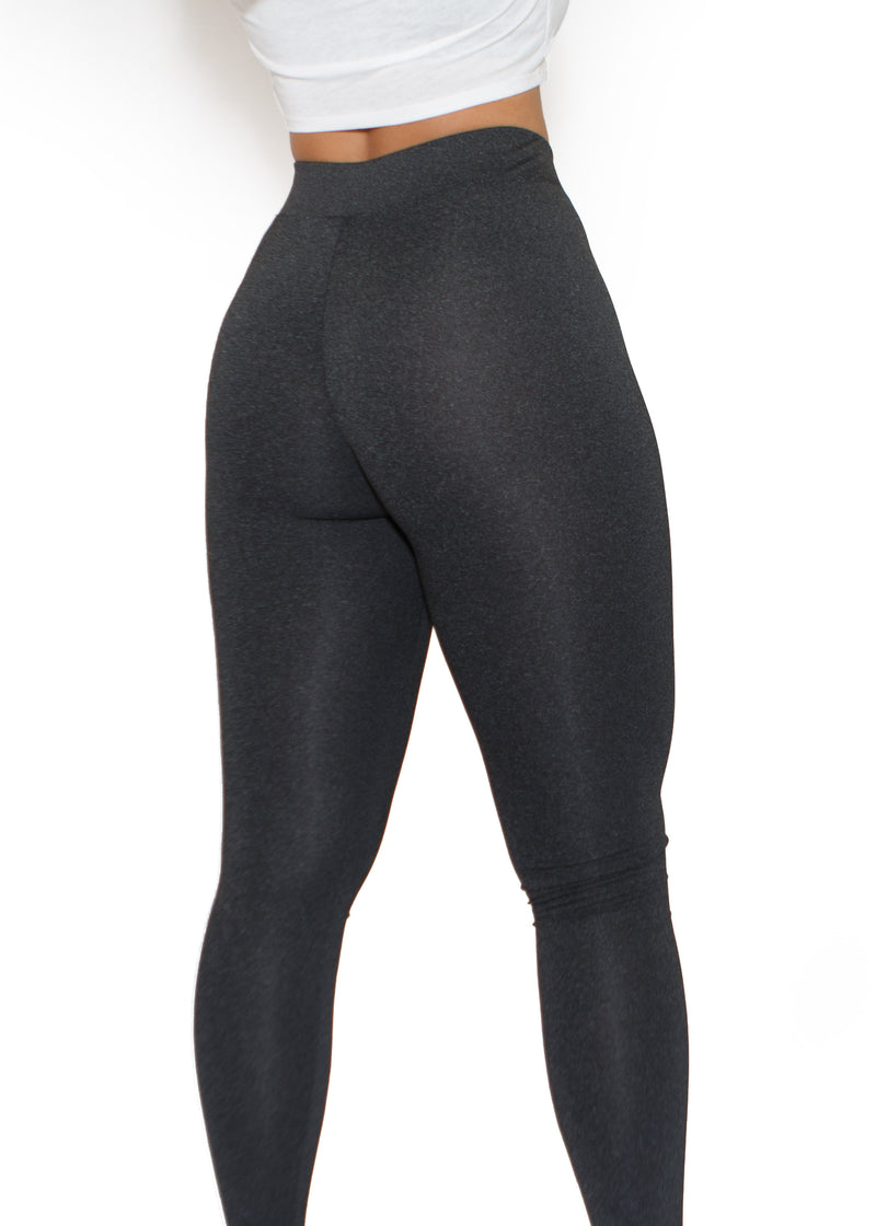 Freak Athletiq Sculpture Leggings - Charcoal