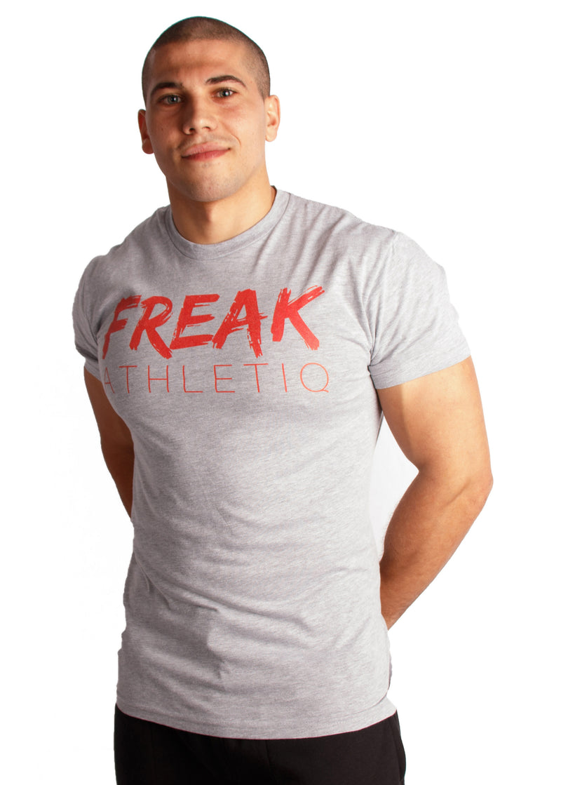 Freak Athletiq Debut Tee - Heather
