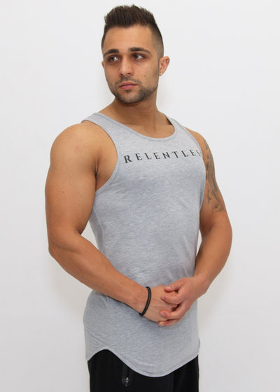 Freak Athletiq Relentless Tank - Heather