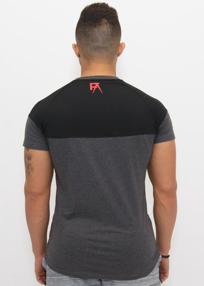 Freak Athletiq Relentless Tee - Charcoal