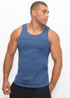 Freak Athletiq Relentless Tank - Blue