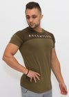Freak Athletiq Relentless Tee - Army