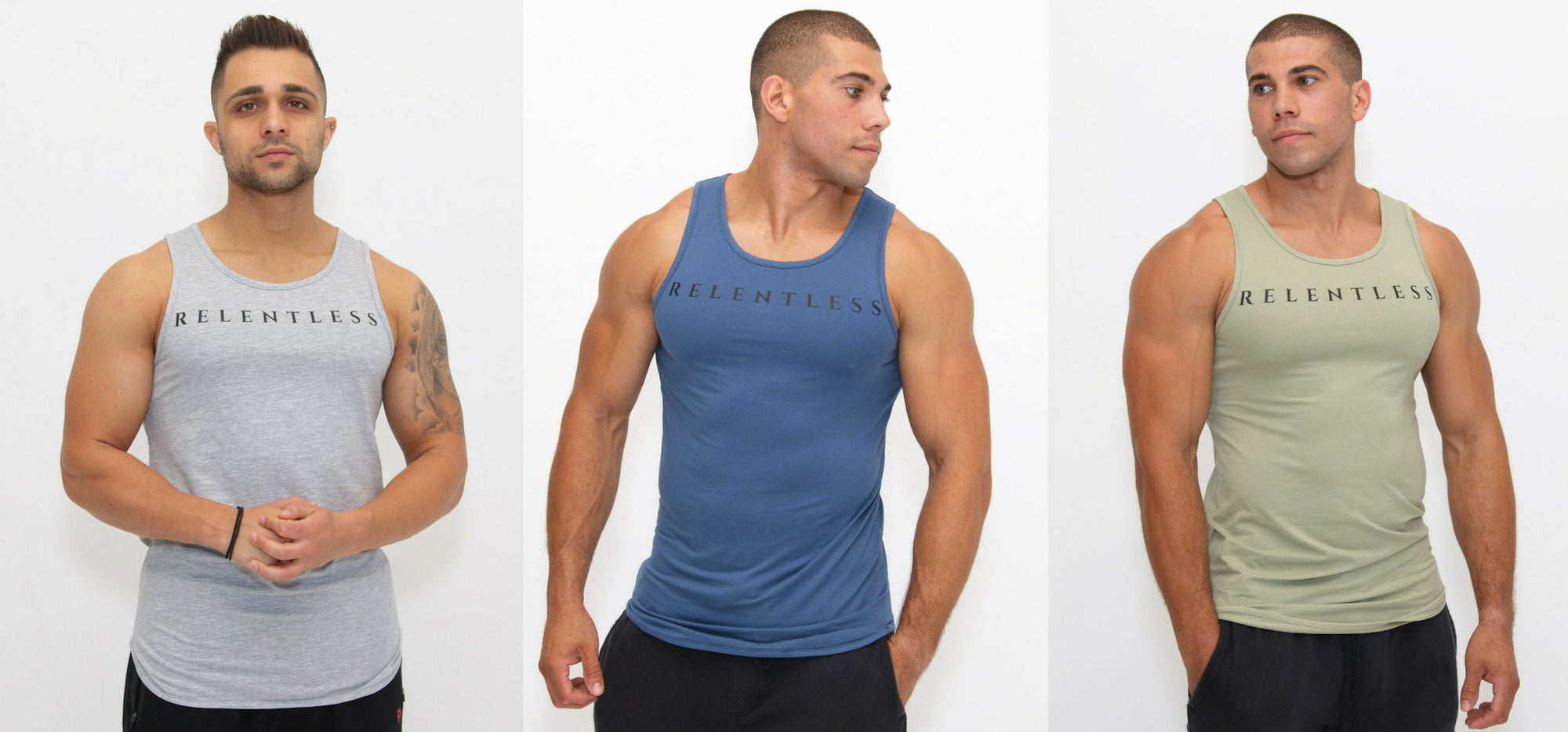 Freak Athletiq Relentless Bundle - 3 Tanks