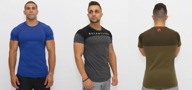 Freak Athletiq Relentless Bundle - 3 Tees