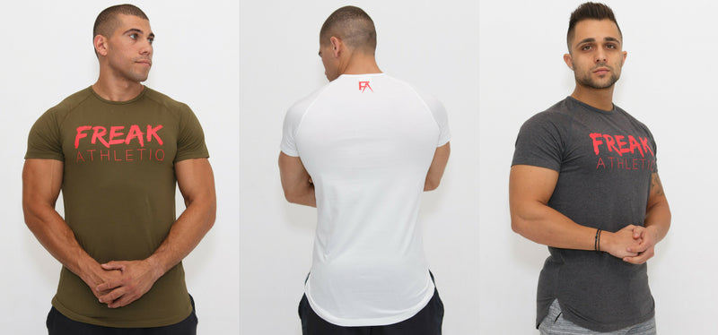 Freak Athletiq Signature V2 Bundle - 3 Tees