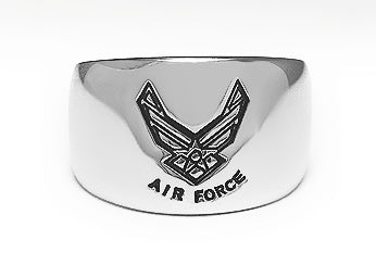 US Air Force Ring - Stainless Ring Crafters