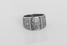 Knights of Pythias - Stainless Ring Crafters