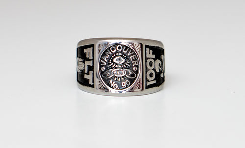 Vancouver 90 - Custom Ring