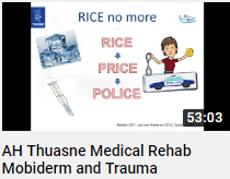 Session 6: Janice Moore Physiotherapist  Mobiderm and Trauma