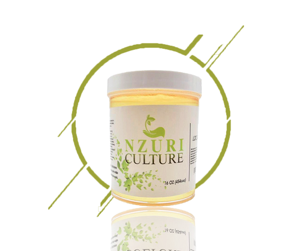 Nzuri Culture Loc Gel 16 oz.