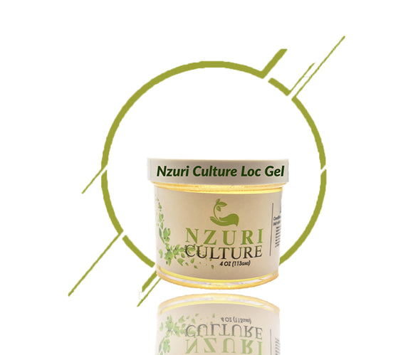 Nzuri Culture Loc Gel 4oz.