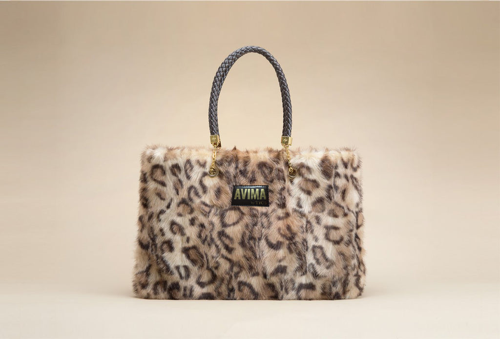 AVIMA x TYC'S Leopard Brown - Full Bag