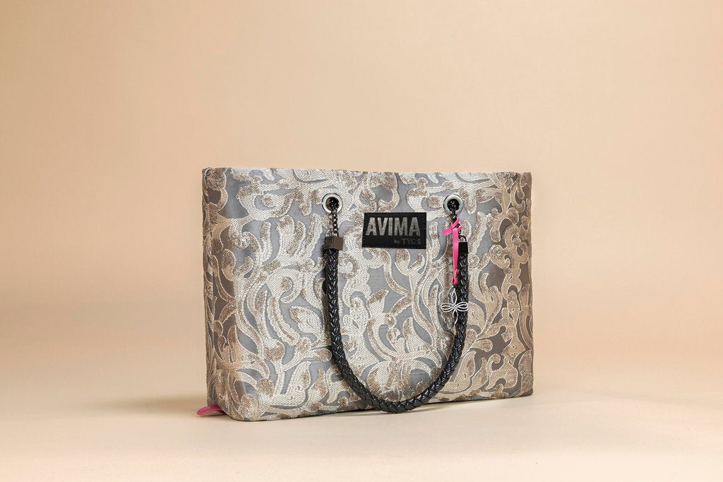 AVIMA x TYC'S Damascus Silver - Full Bag