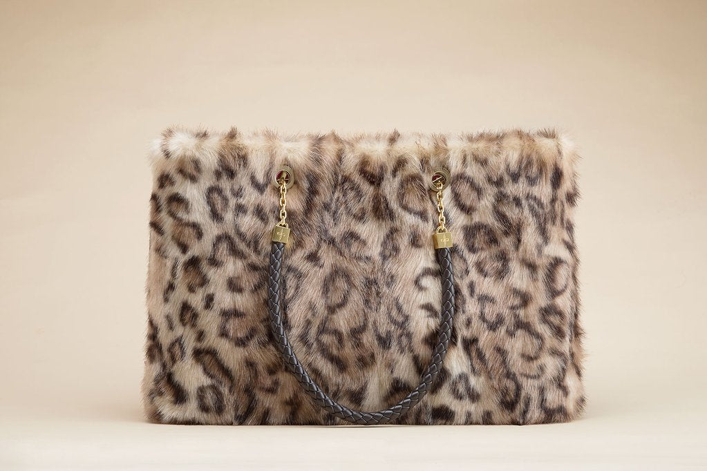 Leopard Brown - Full Bag