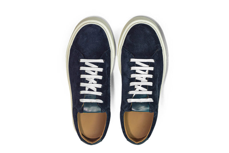 MEN'S ROBERT – BLUE SUEDE