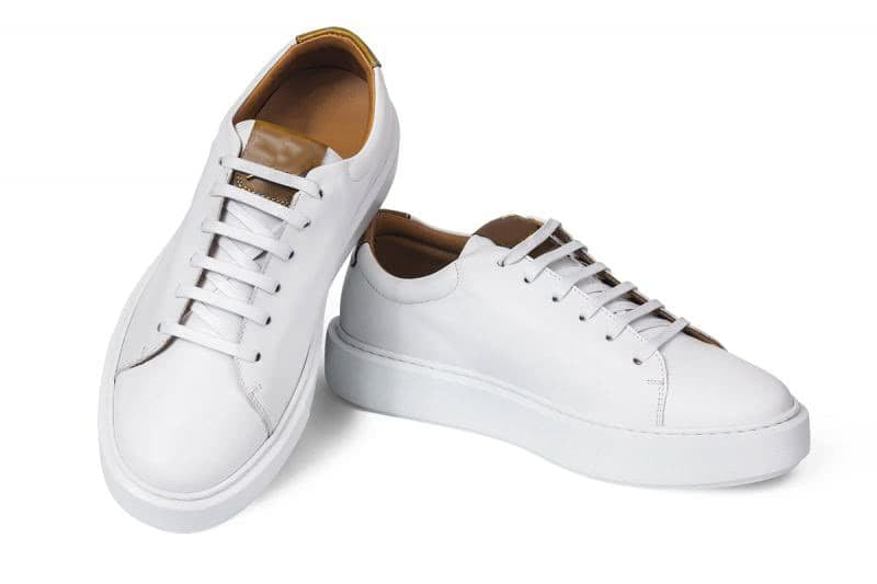 MEN'S ROBERT – WHITE