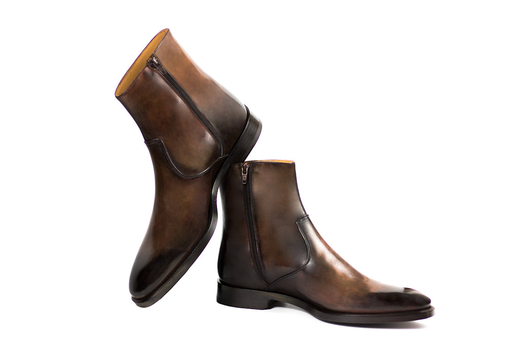 AVIMA MODIGLIANI BOOT - Aged Brown