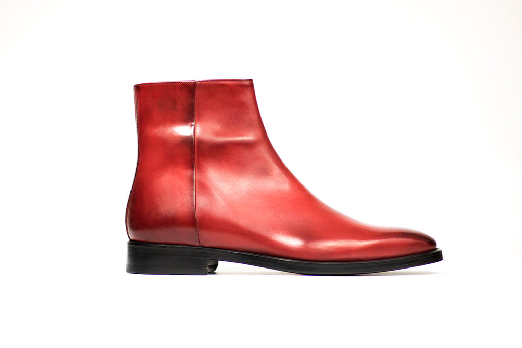 AVIMA RUBENS BOOT - RED
