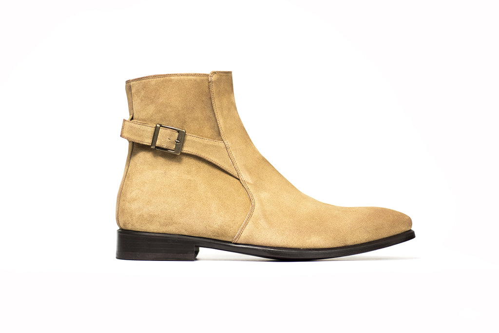 AVIMA RENOIR BOOT - CREAM