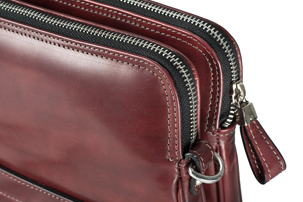 Leather Beauty Hanbag