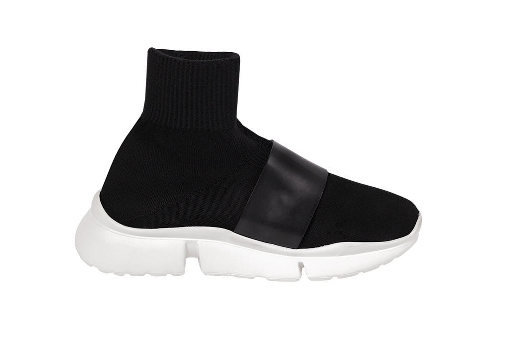 AVIMA ALEX SNEAKERS - BLACK