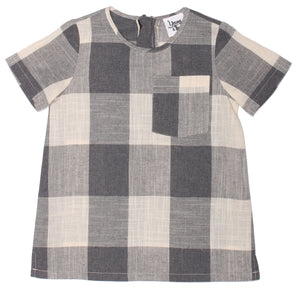 Ry Tunics Grey Plaid