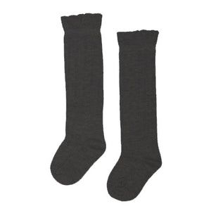 Knee High Socks Black