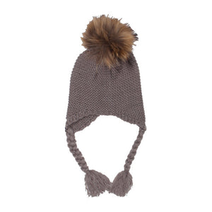 PREORDER Knit Hat Grey