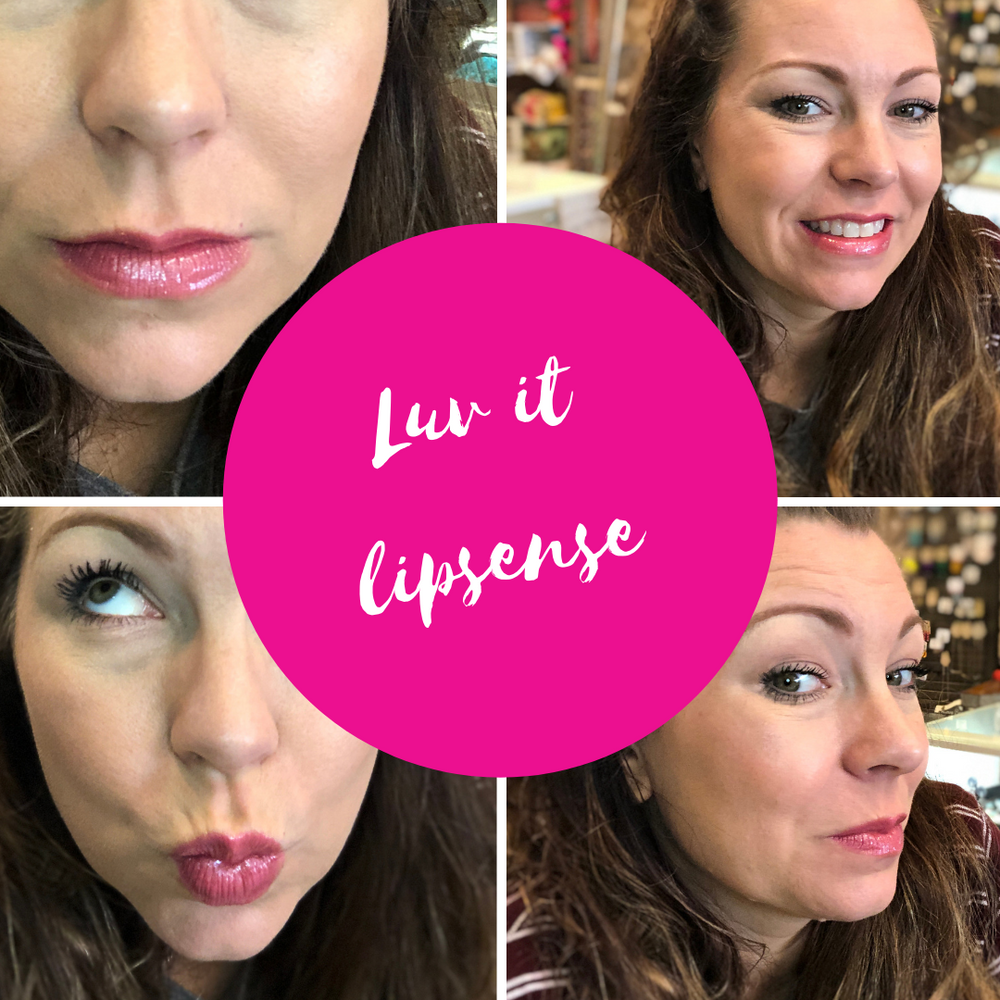 Luv it Lipsense - Country Lace Boutique