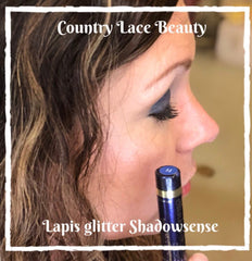 Lapis Glitter Shadowsense - Country Lace Boutique
