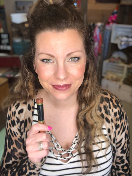 Shear berry lipsense - Country Lace Boutique