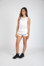 Scout Short White/Back