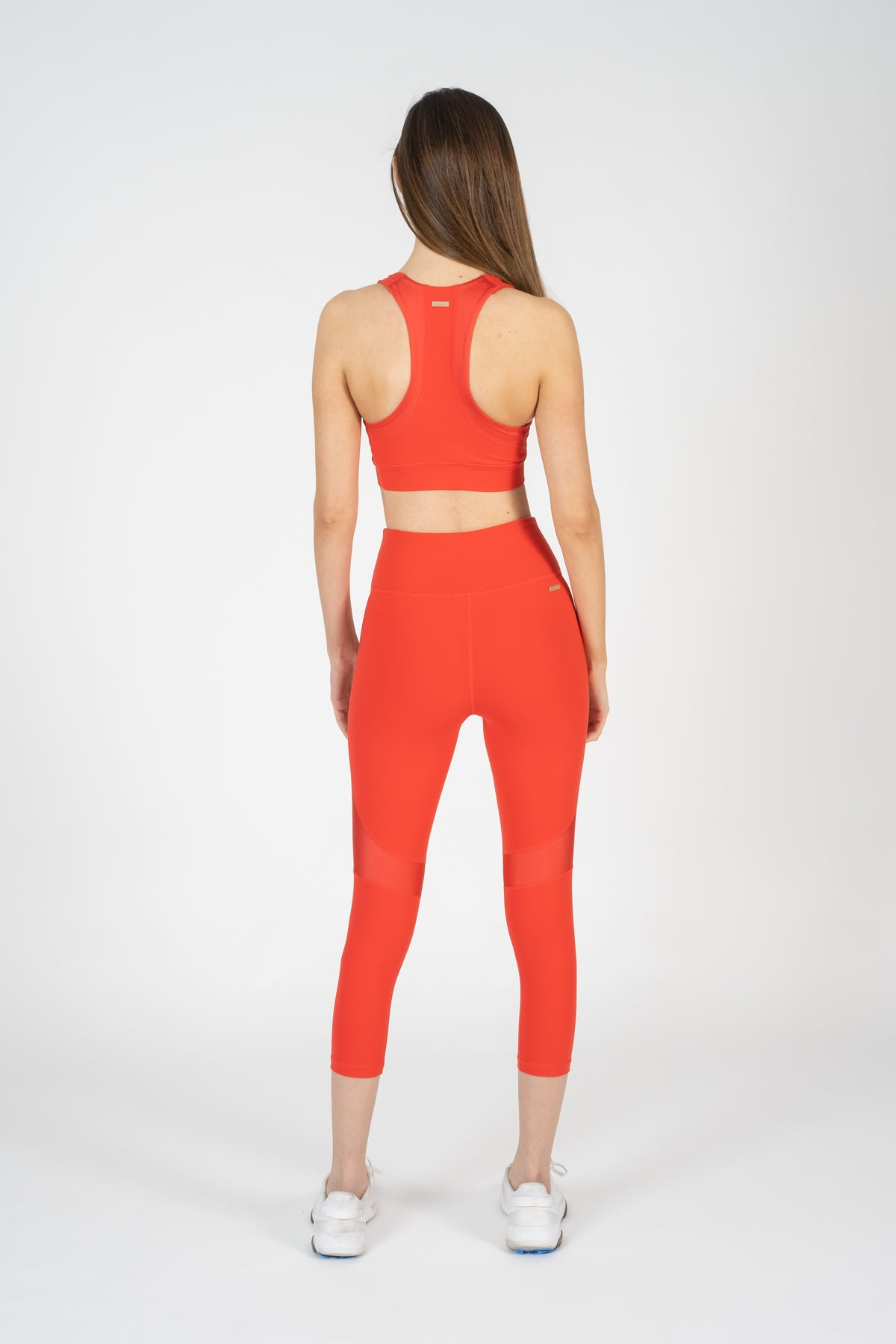 Crop Vamp Tight Lava