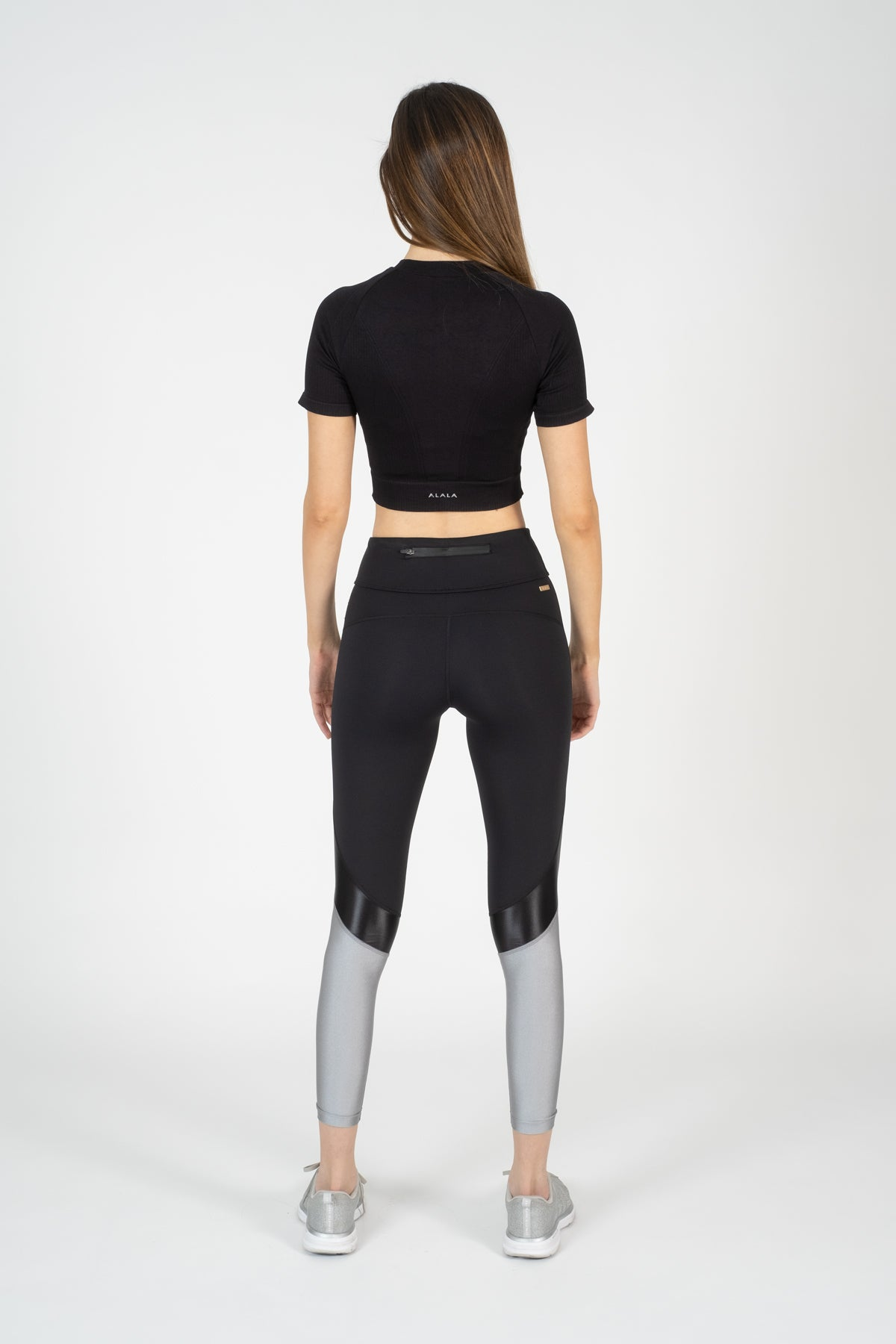 Barre Seamless Tee