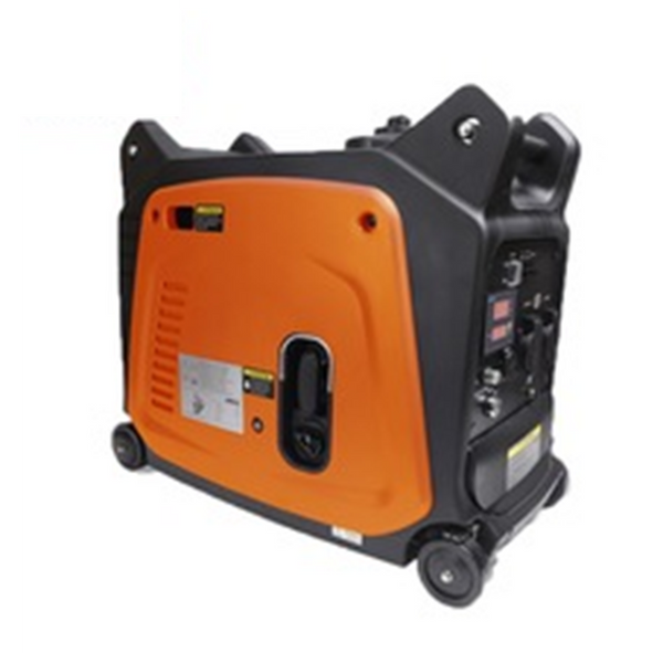 3.5KW Durable Silent  Gasoline Electric Generator low noise
