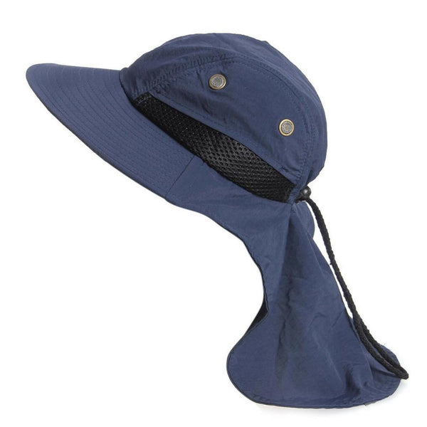 Fishing Hat with Ear Neck Flap Cover