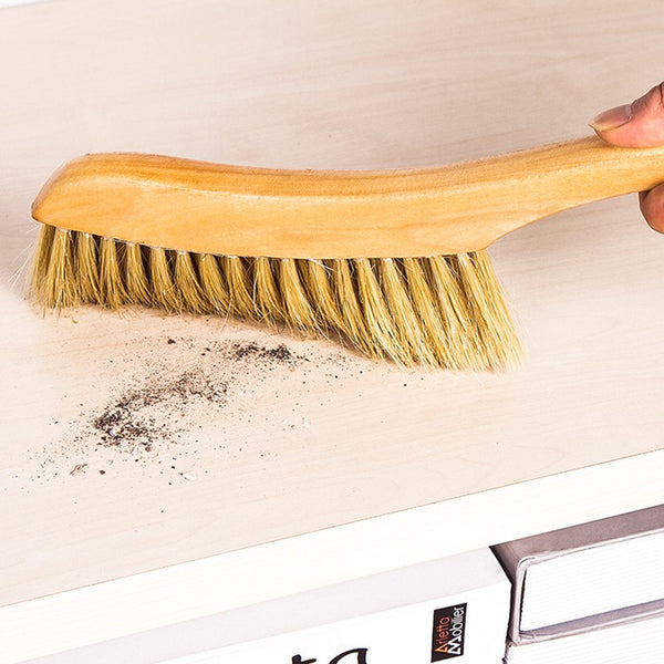 Wood handle cleaning Brushes  anti-static