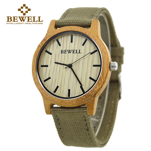 BEWELL wood watches top brand luxury