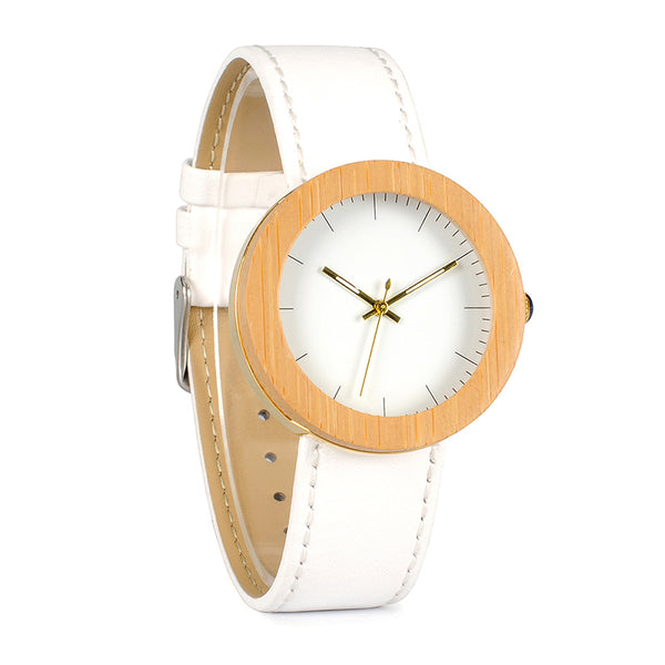 BOBO BIRD Women Bamboo Watches Japan