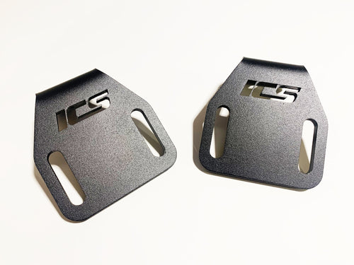 Toyota Bed Rail Chase Light Brackets - PAIR