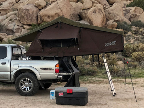 The Off-Road Rooftop Tent