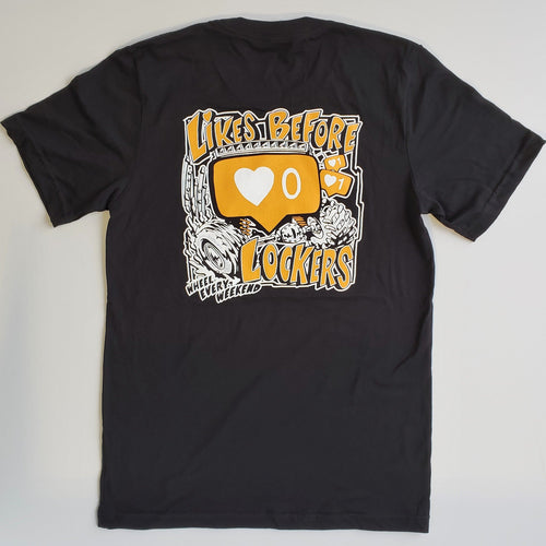 Likes Before Lockers Shirt (Mens)