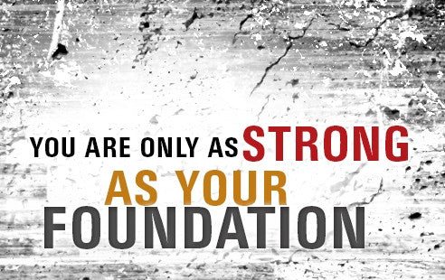 Build a Strong Foundation for True Health