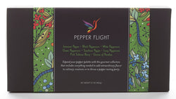 Pepper Flight