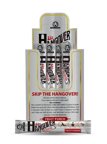 TriNordik's Hangover Prevention - 30 Count Pack - Fruit Punch - Tri Nordik