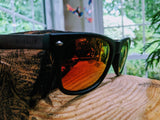 Polarized Wooden Sunglasses - Tri Nordik
