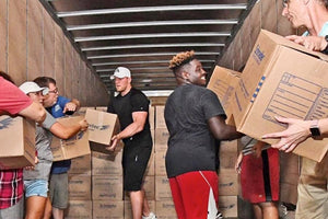J.J. Watt's Hurricane Harvey Fundraiser Surpasses $30 Million